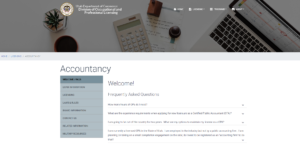 Utah Board of Accountancy