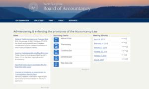 West Virginia Board of Accountancy
