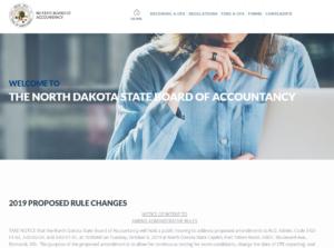North Dakota State Board of Accountancy